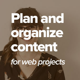 GatherContent helps you plan, organise and collaborate on web content before it hits the CMS.