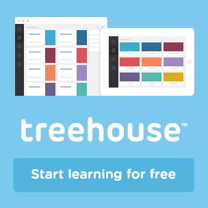 Treehouse - Learn Web Design, Coding, Mobile App Development & More.